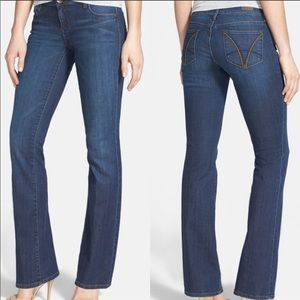 jeans Kut from the Kloth Farrah higher rise